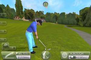 Tiger Woods EA