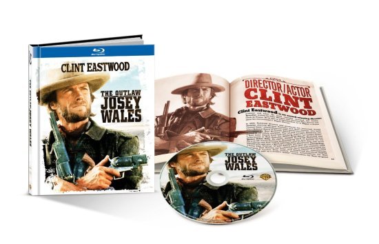 The Outlaw Josey Wales Blu-Ray Review - Are You Screening?
