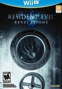 Resident Evil Revelations WiiU Cover