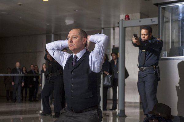 THE BLACKLIST review - fall television