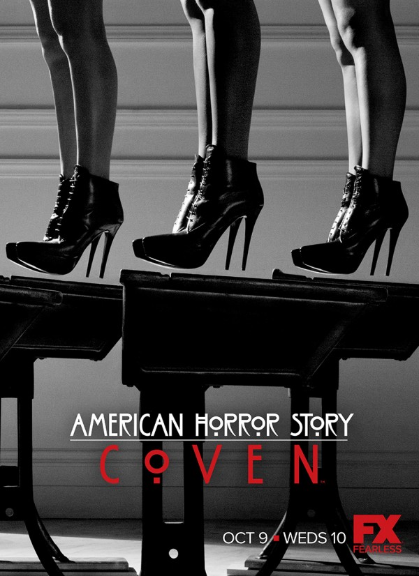 American Horror Story Coven Shoes