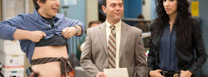 Andy Samberg And Creators Dan Goor And Mike Schur Talk Brooklyn Nine-Nine