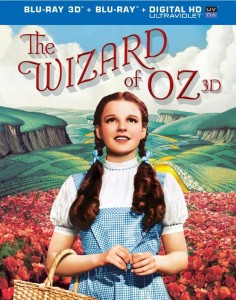 Wizard of Oz Blu-Ray Cover