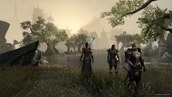 Elder Scrolls Online Character Progression Video