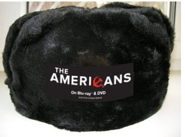 The Americans Blu-Ray Giveaway Hat