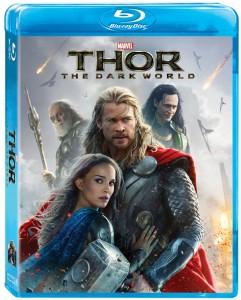 Thor: The Dark World Blu-Ray Box