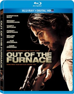 Out of the Furnace Blu-Ray cover