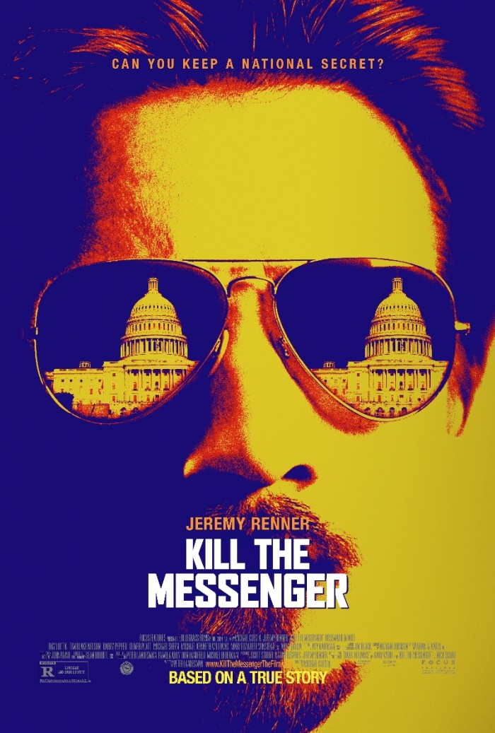 Kill the Messnger movie poster
