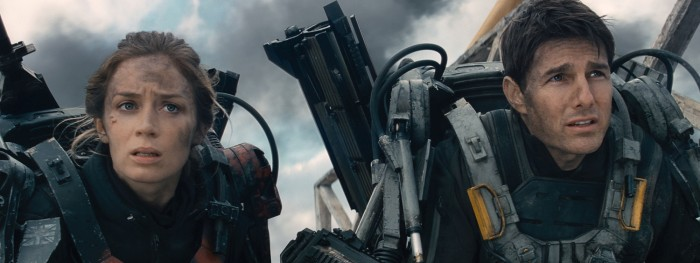 Edge of Tomorrow Review Tom Cruise and Emily Blunt