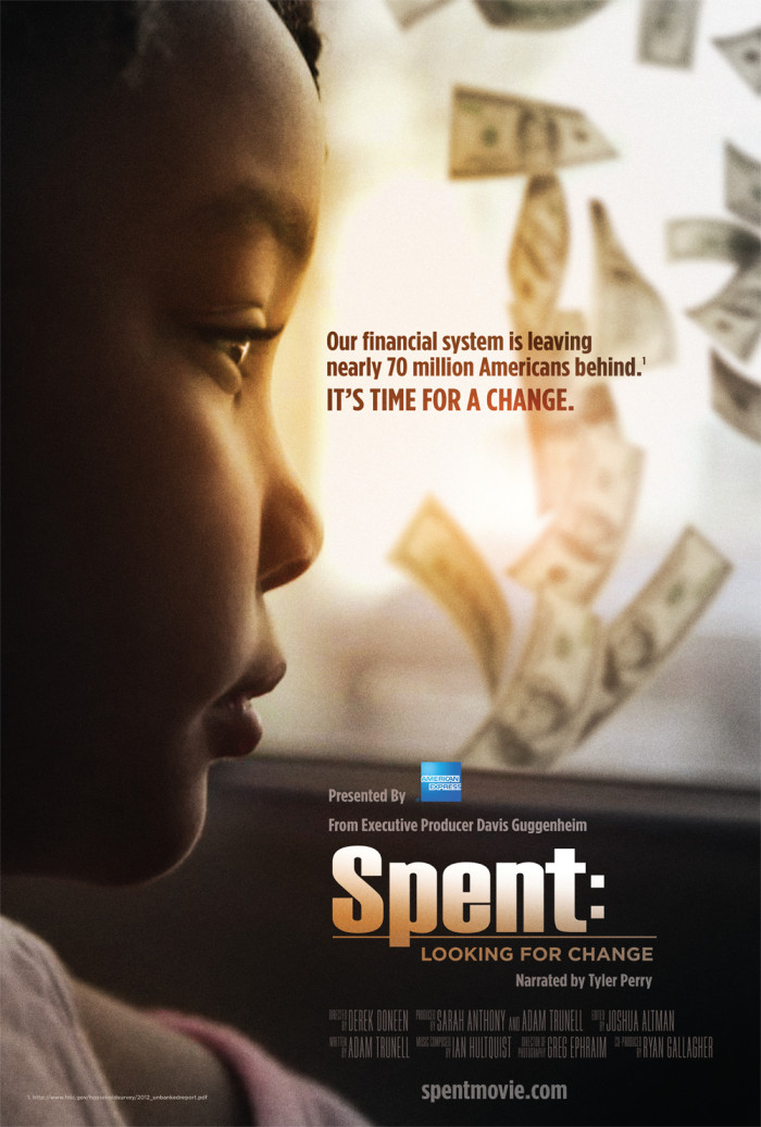 Spent: Looking for Change movie poster