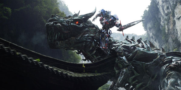 Transformers Age of Extinction Review