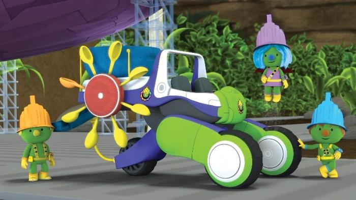 Doozers Hulu TV Review