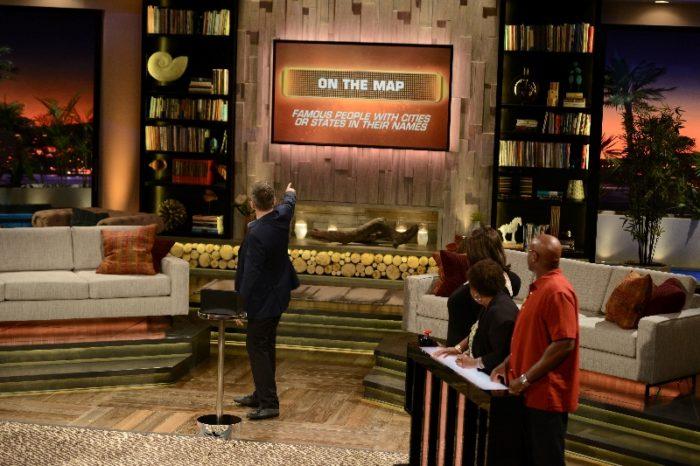 Celebrity Name Game with Host Craig Ferguson