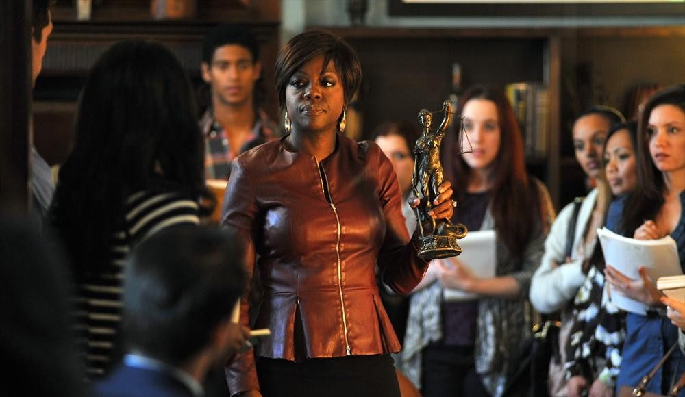 How to Get Away with Murder Review TV ABC Viola Davis