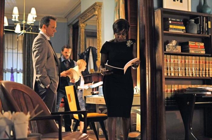 How to Get Away with Murder Review TV ABC Tom Verica, Viola Davis