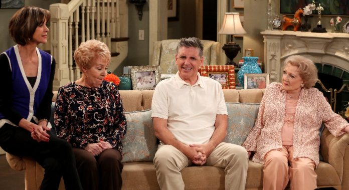 Craig Ferguson Hot in Cleveland