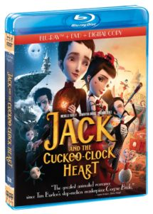 Jack and the Cuckoo Clock Heart Cover