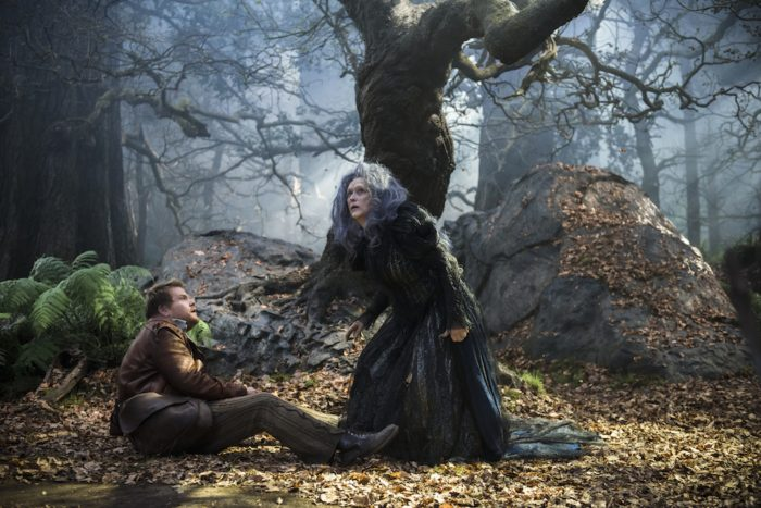 Into the Woods Meryl Streep Photo by: Peter Mountain. © 2014 Disney Enterprises