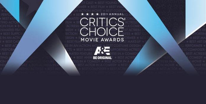 Critics' Choice Movie Awards A & E