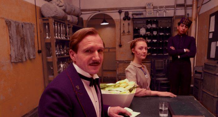 Grand Budapest Hotel Movie