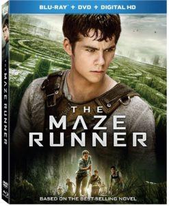 The Maze Runner Blu-Ray