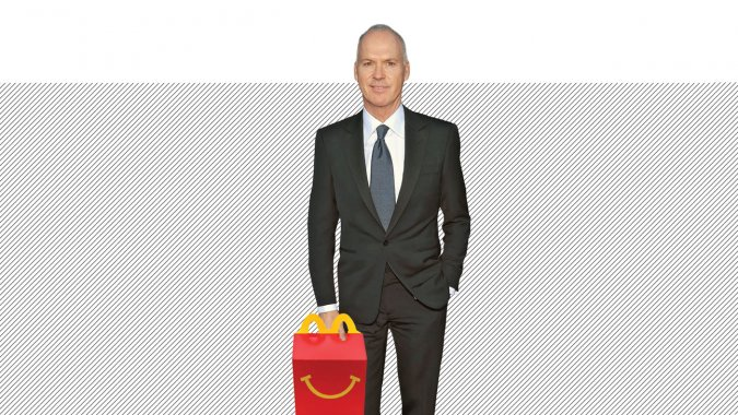 McDonald's Won't Try to Stop Michael Keaton's Unflattering Biopic - The Hollywood Reporter