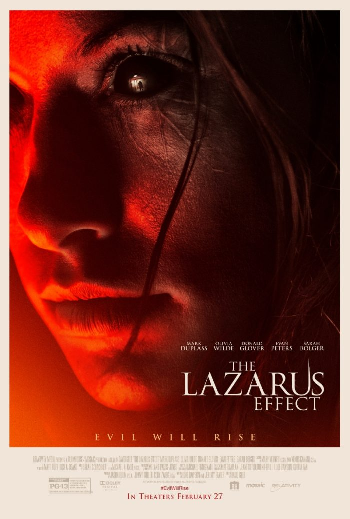 The Lazarus Effect Trailer