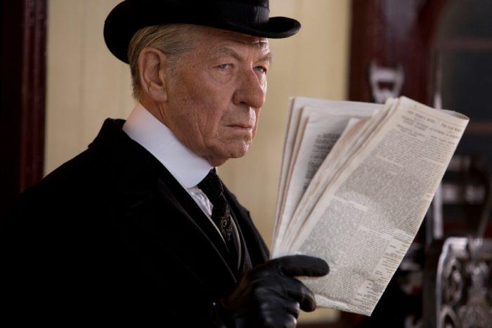 Mr. Holmes Movie Ian McKellan