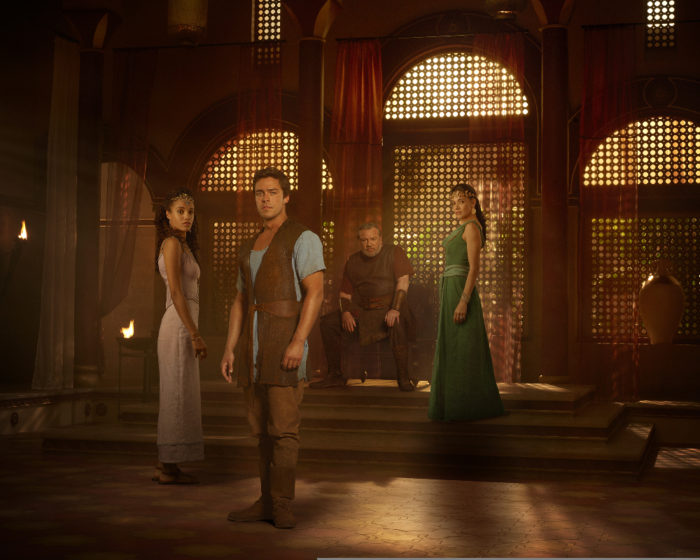 Of Kings and Prophets MAISIE RICHARDSON-SELLERS, OLIVER RIX, RAY WINSTONE, SIMONE KESSELL