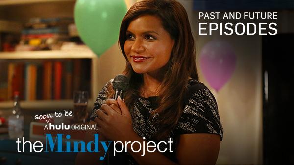 The Mindy Project on Hulu