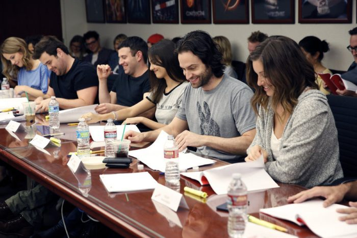 Undateable Table Read