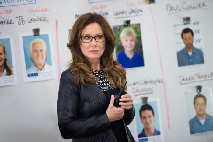 Major Crimes Season Three Mary McDonnell