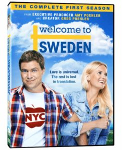 Welcome to Sweden DVD