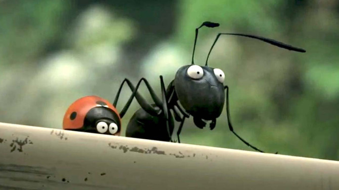 Minuscule Valley of the Lost Ants