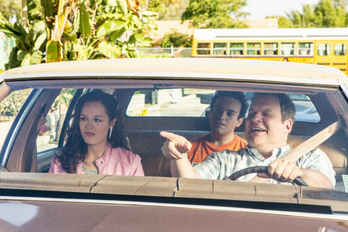 The Goldbergs - HAYLEY ORRANTIA, TROY GENTILE, JEFF GARLIN