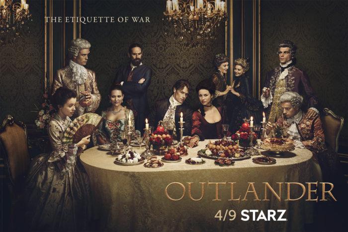 Outlander Season 2 Art