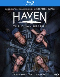 Haven Final Season Blu-Ray