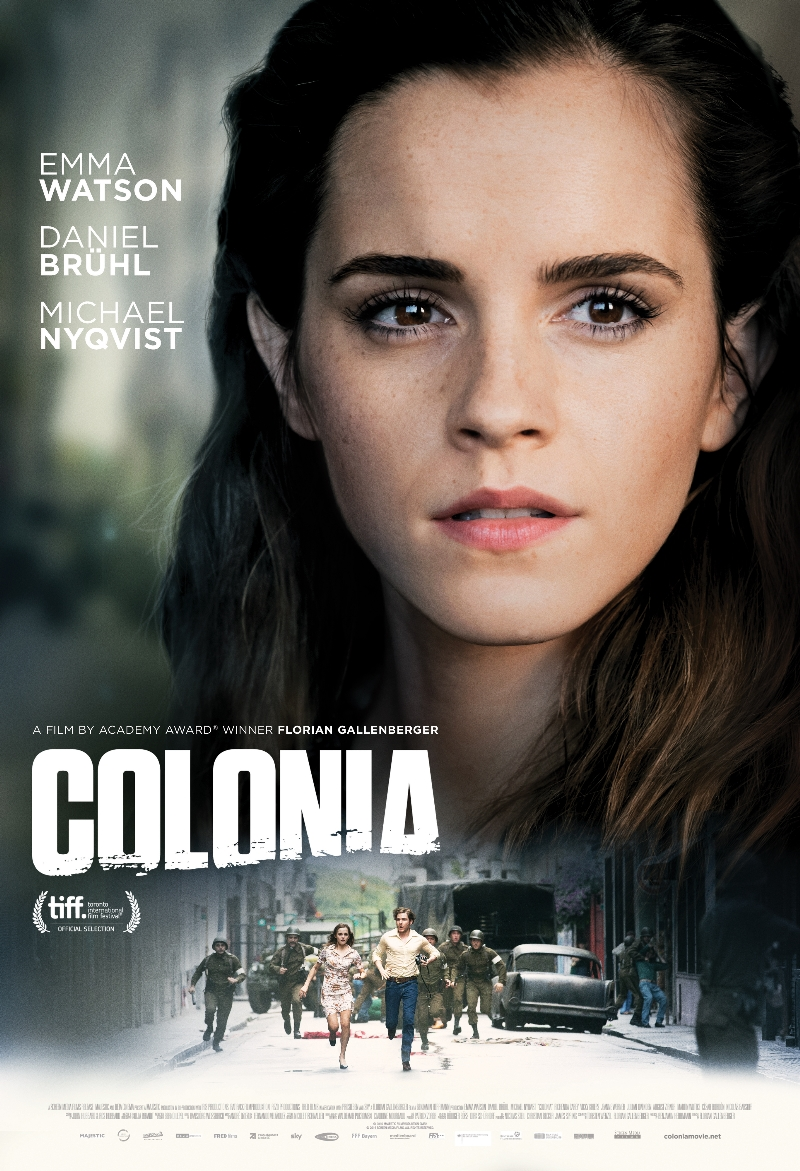 Colonia movie poster