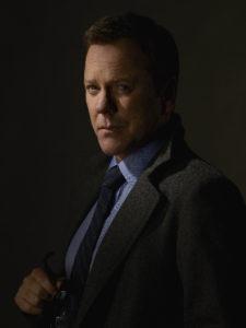 "DESIGNATED SURVIVOR - ABC's ""Designated Survivor"" stars Kiefer Sutherland as Tom Kirkman."