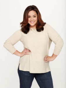 "AMERICAN HOUSEWIFE - ABC's ""American Housewife"" stars Katy Mixon as Kate."