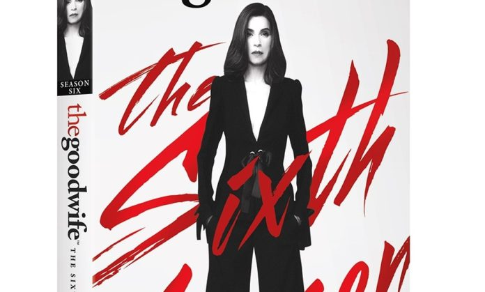 The Good Wife Season 6 DVD