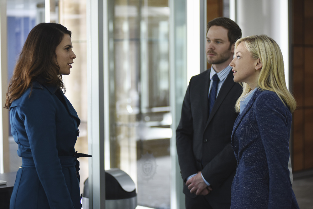 Conviction - HAYLEY ATWELL, SHAWN ASHMORE, EMILY KINNEY
