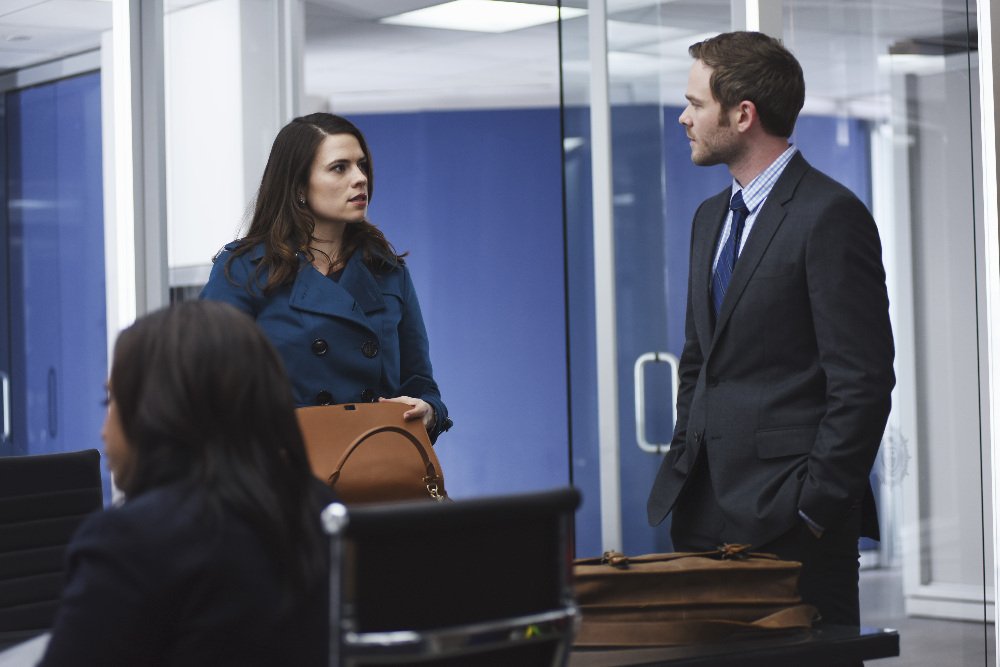 Conviction - HAYLEY ATWELL, SHAWN ASHMORE