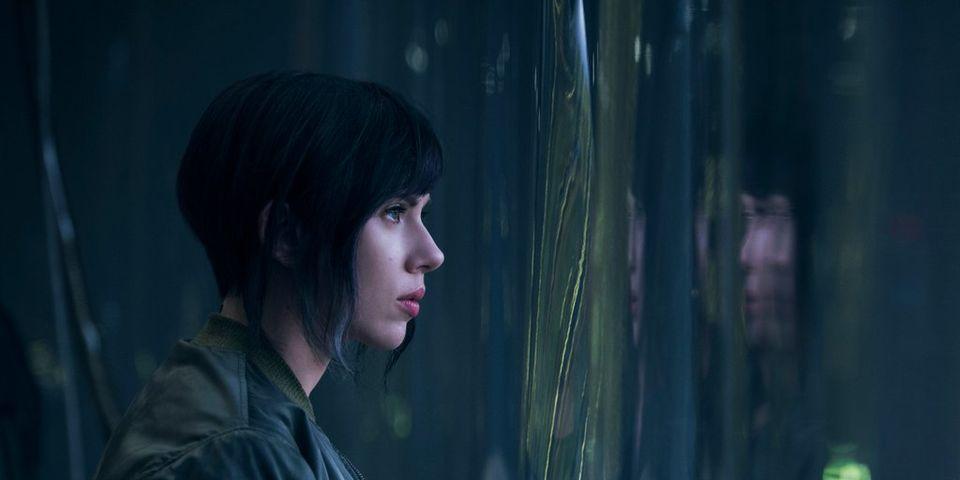 Ghost in the Shell - Scarlett Johansson