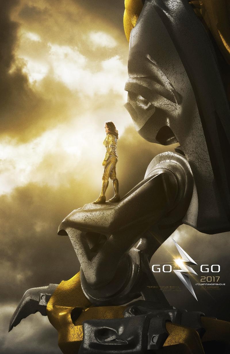 Power Rangers Zord poster