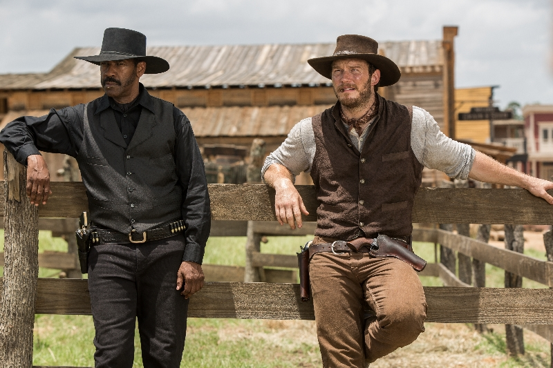 The Magnificent Seven Review - Denzel Washington and Chris Pratt star in Metro-Goldwyn-Mayer Pictures and Columbia Pictures' THE MAGNIFICENT SEVEN.