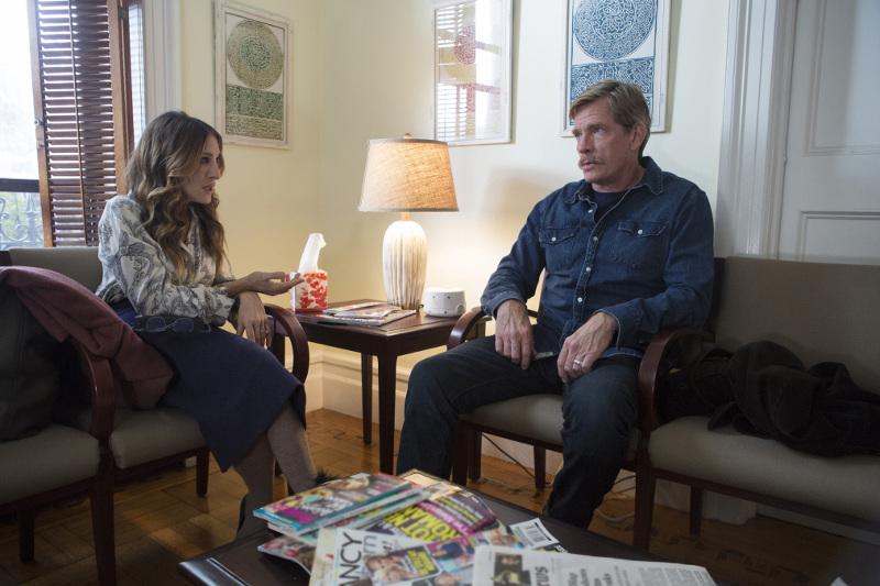 Divorce Review - HBO - Sarah Jessica Parker