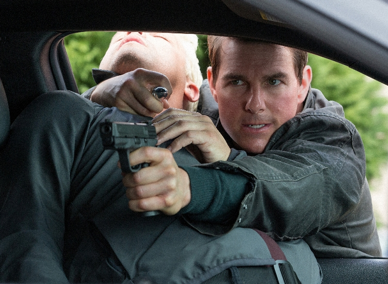 Jack Reacher: Never Go Back Review - Tom Cruise