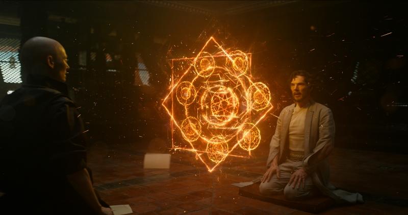 Doctor Strange Review - Tilda Swinton, Benedict Cumberbatch
