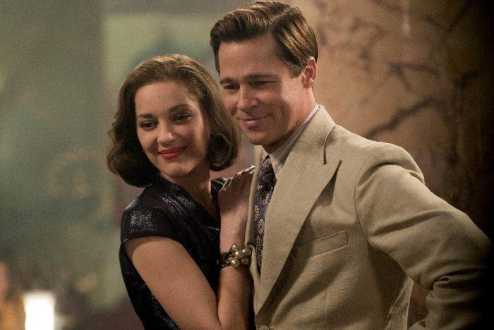 Allied Movie Review - Marion Cotillard, Brad Pitt